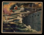 1939 Gum Inc. World In Arms #7 M  Stream of Torpedoes Front Thumbnail