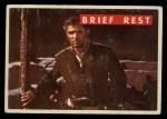 1956 Topps Davy Crockett #62 GRN  Brief Rest  Front Thumbnail
