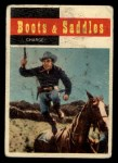 1958 Topps TV Westerns #68   Charge!  Front Thumbnail