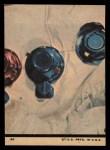 1969 Topps Man on the Moon #6 A  Lunar Test Run Back Thumbnail