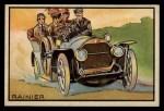 1953 Bowman Antique Autos #23   Rainier Front Thumbnail