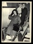 1964 Topps JFK #58   Sen. Kennedy & Family-Wash. Airport Front Thumbnail