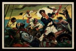 1954 Bowman U.S. Navy Victories #37   Algerian Pirates Repelled Front Thumbnail