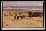 1954 Bowman Power for Peace #18   Marines Land Again! Front Thumbnail