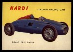1954 Topps World on Wheels #111   Nardi Front Thumbnail
