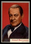 1953 Topps Who-Z-At Star #23  Lionel Barrymore  Front Thumbnail
