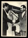 1964 Topps JFK #8   Congressman Kennedy & Wife W/ VP Nixon Front Thumbnail