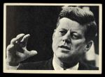 1964 Topps JFK #35   News Conference On Soviet Forces Front Thumbnail