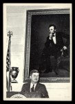 1964 Topps JFK #5   JFK Speaks To Audience Front Thumbnail