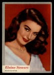 1953 Topps Who-Z-At Star #20  Elaine Stewart  Front Thumbnail