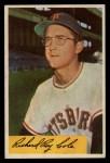 1954 Bowman #27  Dick Cole  Front Thumbnail