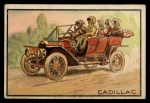 1953 Bowman Antique Autos #5   Cadillac Front Thumbnail