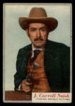 1953 Topps Who-Z-At Star #80  J Carrol Naish  Front Thumbnail