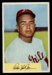 1954 Bowman #143  Willie Jones  Front Thumbnail