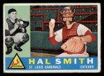 1960 Topps #84  Hal R. Smith  Front Thumbnail
