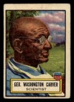 1952 Topps Look 'N See #26  George Washington Carver  Front Thumbnail