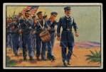 1954 Bowman U.S. Navy Victories #21   Los Angeles Captured Front Thumbnail