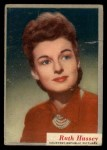 1953 Topps Who-Z-At Star #12  Ruth Hussey  Front Thumbnail