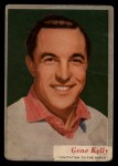 1953 Topps Who-Z-At Star #37  Gene Kelly  Front Thumbnail