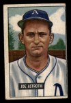 1951 Bowman #298  Joe Astroth  Front Thumbnail