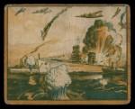 1939 Gum Inc. War News Pictures #74   British Bomb German Ships At Wilhelmshaven Front Thumbnail