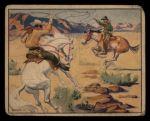 1940 Gum Inc. Lone Ranger #12   The Lasso Duel Front Thumbnail