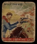1933 Goudey Indian Gum #78  Billy the Kid   Front Thumbnail