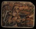 1939 Gum Inc. War News Pictures #60   Flame-Throwers Front Thumbnail