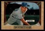 1955 Bowman #39  Bob Darnell  Front Thumbnail