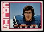 1972 Topps #56  Jim O'Brien  Front Thumbnail