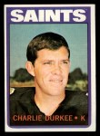 1972 Topps #34  Charlie Durkee  Front Thumbnail