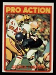1972 Topps #252   -  George Farmer Pro Action Front Thumbnail