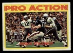 1972 Topps #122   -  Roger Staubach Pro Action Front Thumbnail
