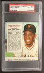 1954 Red Man #25 NL Willie Mays  Front Thumbnail