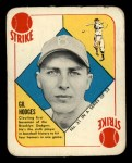 1951 Topps Red Back #31  Gil Hodges  Front Thumbnail