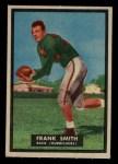 1951 Topps Magic #50  Frank Smith  Front Thumbnail
