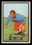 1951 Topps Magic #48  George Young  Front Thumbnail