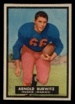 1951 Topps Magic #69  Arnold Burwitz  Front Thumbnail