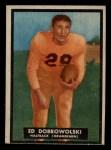 1951 Topps Magic #70  Ed Dobrowolski  Front Thumbnail