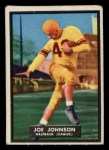 1951 Topps #68  Joe Johnson  Front Thumbnail