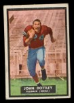 1951 Topps Magic #62  John Dottley  Front Thumbnail