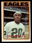 1972 Topps #201  Leroy Keyes  Front Thumbnail