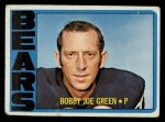 1972 Topps #11  Bobby Joe Green  Front Thumbnail