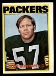 1972 Topps #58  Ken Bowman  Front Thumbnail