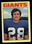1972 Topps #92  Bobby Duhon  Front Thumbnail