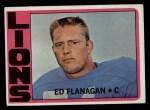 1972 Topps #149  Ed Flanagan  Front Thumbnail