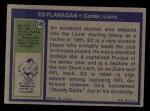 1972 Topps #149  Ed Flanagan  Back Thumbnail