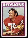 1972 Topps #168  Ron McDole  Front Thumbnail