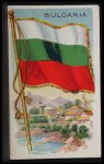 1911 Flags of All Nations T59 #21 REC  Bulgaria Front Thumbnail