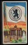 1911 Flags of All Nations T59 #13 SC  Berlin Front Thumbnail